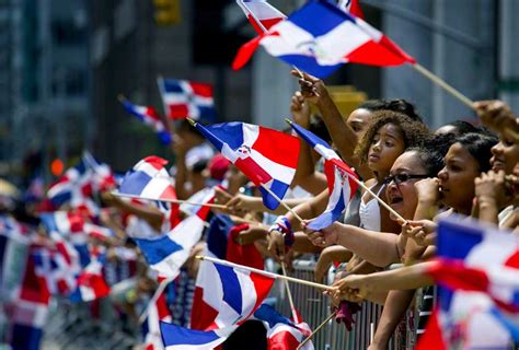 Celebran la independencia dominicana   New Jersey Hispano