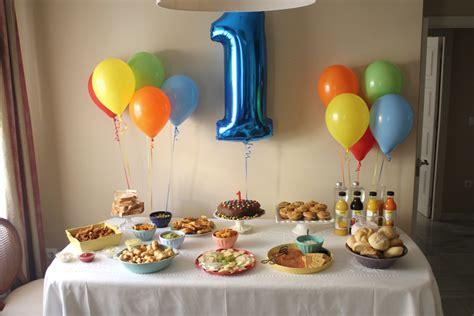 Celebrar su primer cumpleaños en casa   Shoptimista