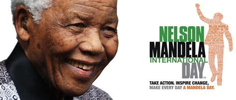 Celebrate Nelson Mandela Day on July 18th | BLACK CENTRAL
