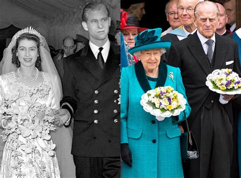 Celebrate Queen Elizabeth II and Prince Philip s 70th ...
