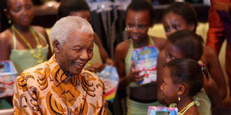 Celebrating Nelson Mandela with SA s kids | Parent24