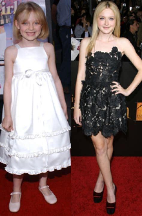 Celebs: Now and then   Kristen Stewart   goodtoknow