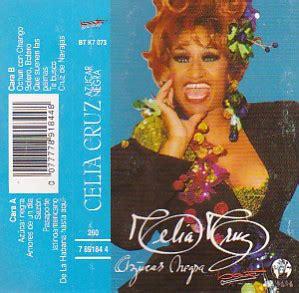 Celia Cruz   Azucar Negra  1993, Cassette  | Discogs