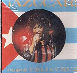 CELIA CRUZ   CELIA CRUZ AZUCAR   Amazon.com Music