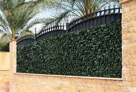 Celosía de hojas decorativa 100 x 200 cm Ref. 14651280 ...
