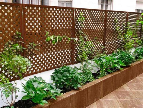 Celosías para decorar de tu jardín y delimitar espacios ...
