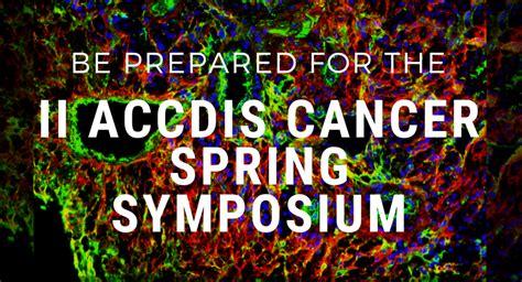 CEMC | SYMPOSIUM SPRING CANCER by ACCDiS Noviembre 2020