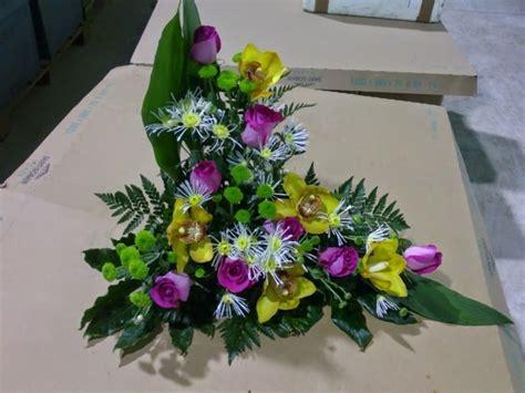 Cementerio Centros De Flores Naturales Para Nichos