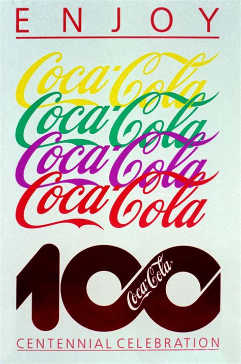 Centenario de Coca Cola, 1986 | Como parte de la Visión ...