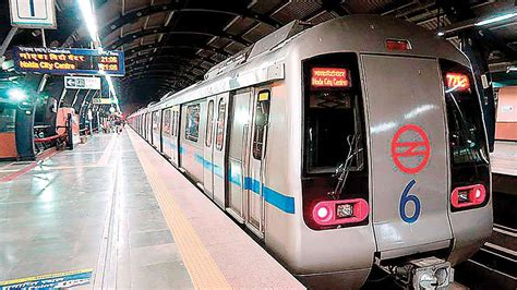 Central automatic system ends snag of Delhi Metro