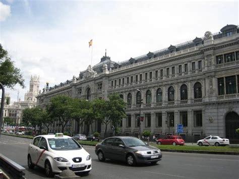 Central Bank of Spain  Banco de Espana   Madrid  on ...