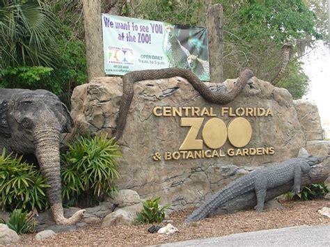 Central Florida Zoo & Botanical Gardens | Today s Orlando