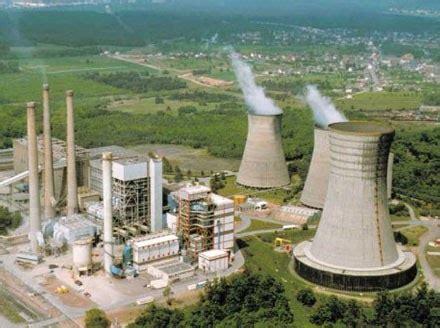 Centrales de Energía: Centrales Térmicas y Nucleares