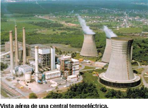 Centrales electrica no renovables | Electricidad y un poco mas
