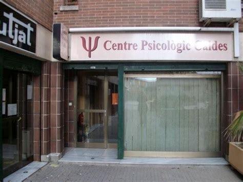 Centre Psicològic Caldes, Caldes de Montbui  Barcelona