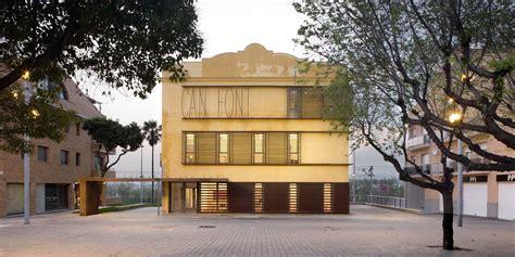 Centro Cultural Can Font / taller 9s arquitectes   Fontes ...