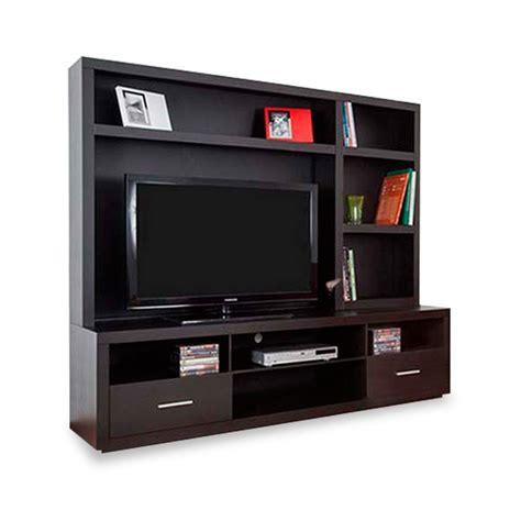 Centro De Entretenimiento Mod Albania Muebles Tv Para Sala ...