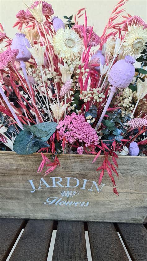 Centro Papaver flores preservadas y secas | Flores Akita ...