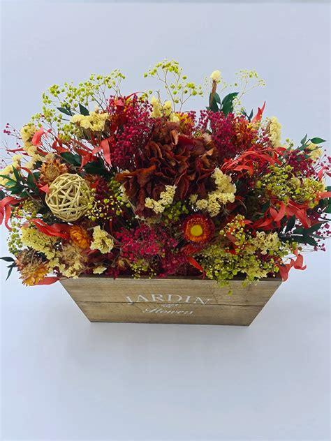 Centro Phlox flores preservadas y secas | Flores Akita ...