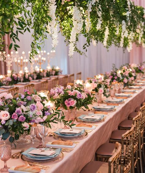 Centros de flores   38 ideas para bodas eventos y fiestas