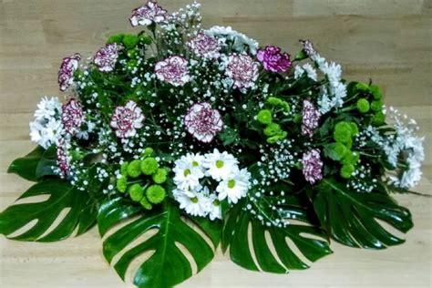 Centros de flores difuntos económicos. Envío tanatorio