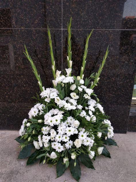 Centros De Flores Naturales Para Cementerio