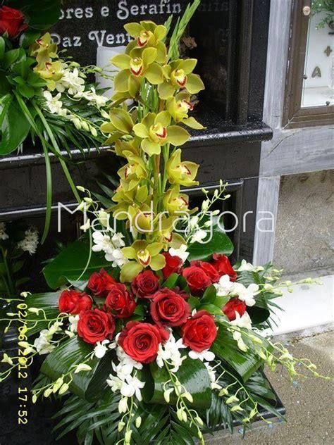 Centros de flores para cementerio   Centros