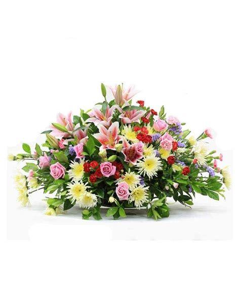 Centros de flores para difuntos. Envío urgente de flores a ...
