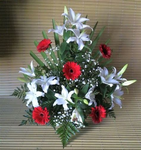 Centros de flores para el dia de todos los Santos
