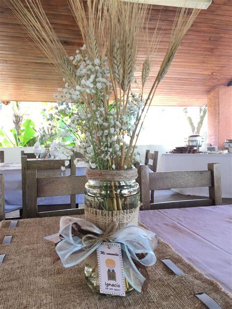 Centros de mesa primera comunion | Decoracion mesas ...
