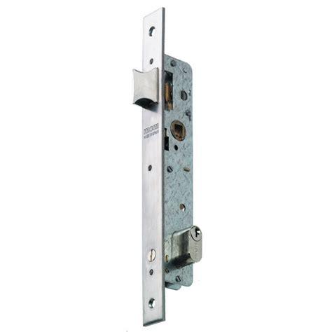 Cerradura de embutir para puerta metálica 1553. Cerradura ...