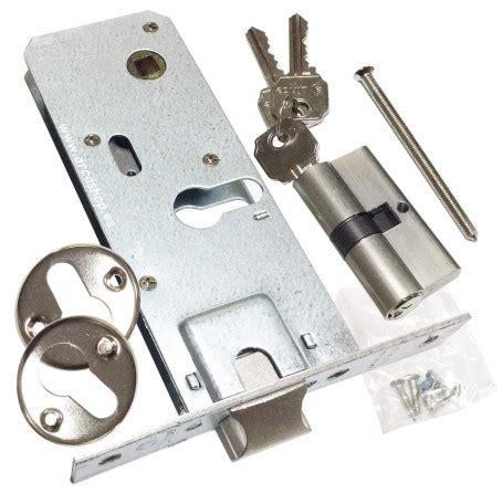 Cerradura Embutir Puertas Metálicas LINCE 5557 60 y 5557 70