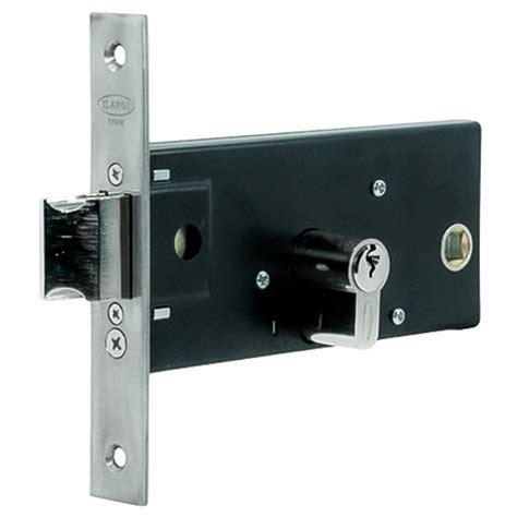 Cerraduras puerta metálica   Cerradura Embutir Zócalo 2040 ...