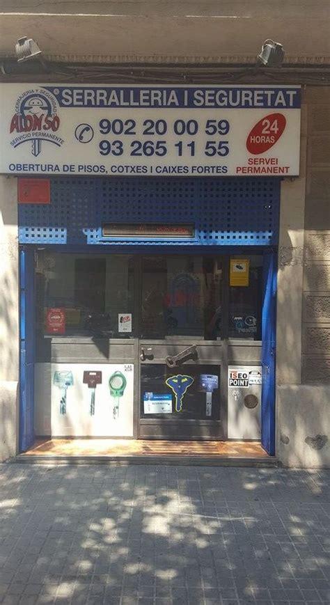 Cerrajería en Barcelona