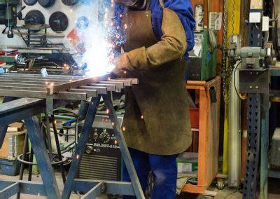 Cerrajería Industrial   Arribas Mantenimiento