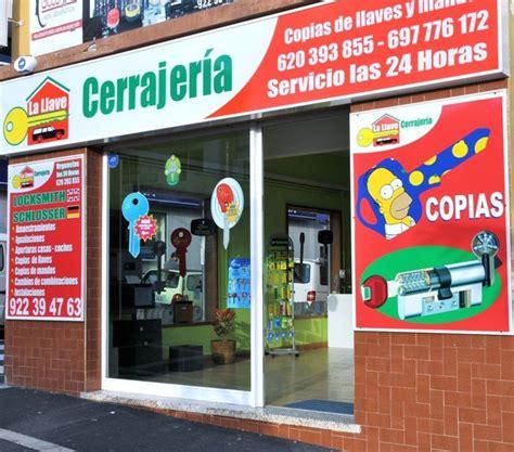 CERRAJERIA LA LLAVE Cerrajerias, Llaves, Servicio de ...