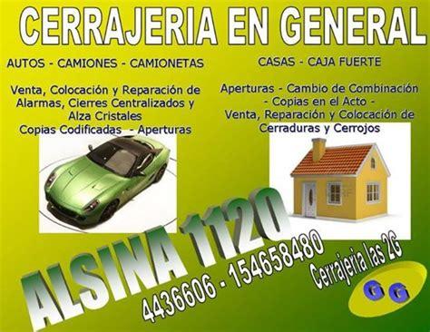 Cerrajeria Las 2 G en General Roca, Río Negro, Argentina ...