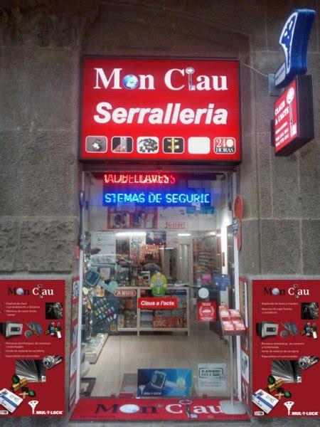 Cerrajería Mon Clau, en Barcelona  Barcelona