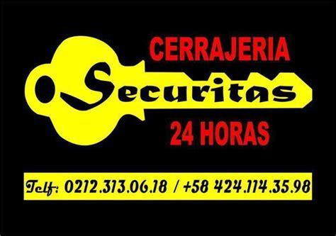 Cerrajeria securitas 24 horas C.A en Caracas. Teléfono y ...