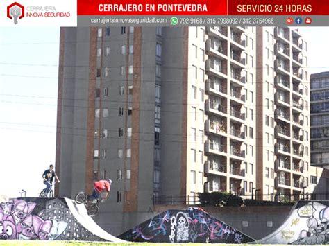 Cerrajero en Pontevedra a domicilio 24 horas Bogotá 7929168