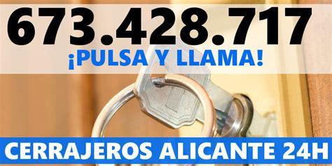 Cerrajeros Alicante   Portal de Reformas