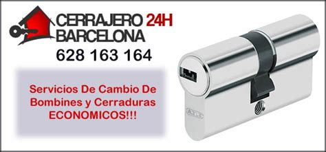 Cerrajeros Barcelona Barna Clau   628 163 164   Atención ...