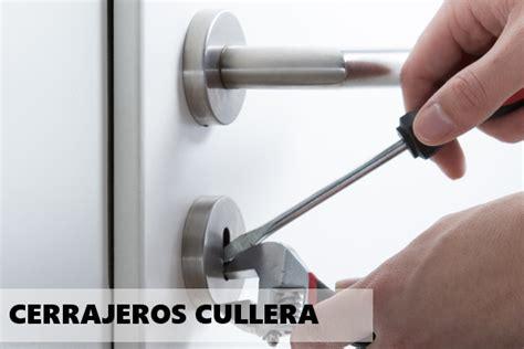 Cerrajeros CULLERA 【 607.270.622 】 24 HORAS   BARATOS