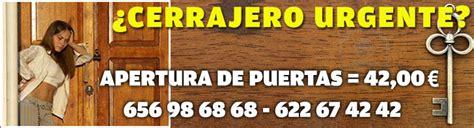 cerrajeros madrid precios 622 67 42 42 Apertura Puertas 42€