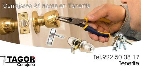 Cerrajeros Tenerife 24 horas: cerrajería Urgente Local