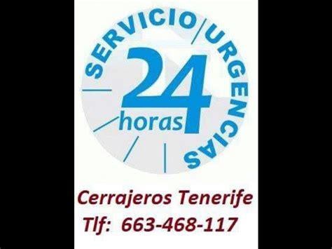 Cerrajeros Tenerife de segunda mano, Tenerife. 269 ho