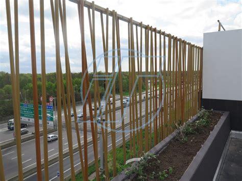Cerramiento IT Bambu FR 14 plastificado en dos colores ...