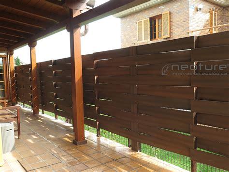 CERRAMIENTOS de madera COMPOSITE: ≫ Ponlo en tu terraza y ...