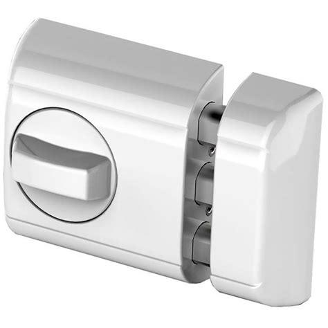 Cerrojo alta seguridad para puertas de aluminio y PVC ...