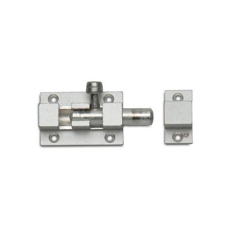Cerrojo aluminio 2    Promart